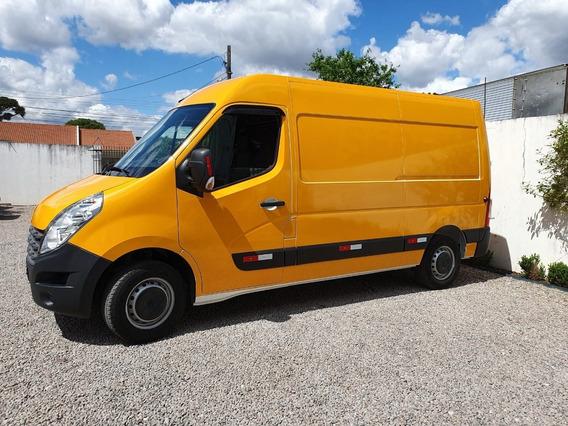 Renault Master Furgão Teto Alto - 2020 - 10.096km - Un.dono