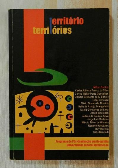 Território Territórios (livro) | Milton Santos E Outros
