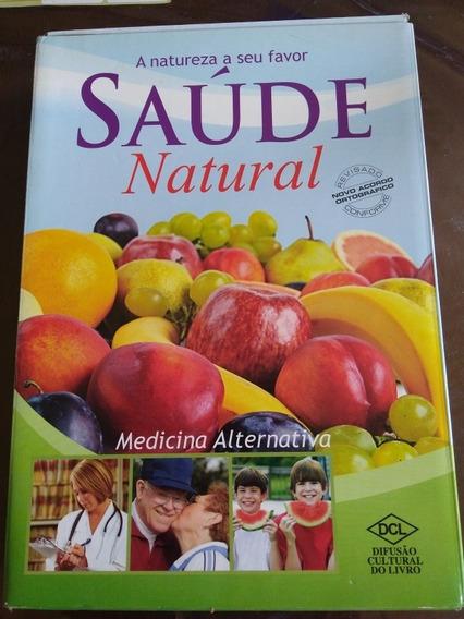 Livro A Natureza A Seu Favor Saúde Natural /2011