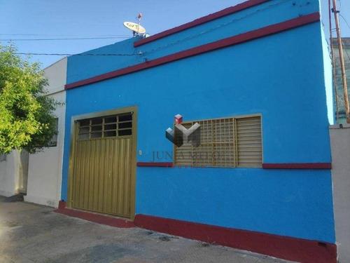 Imagem 1 de 6 de Casa À Venda Por R$ 150.000 Com 2 Dormitórios, 62 M² - Campos Elíseos - Ribeirão Preto/sp - Ca0619