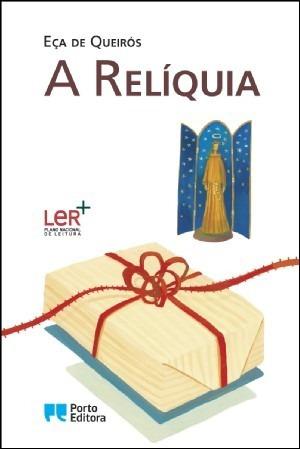 A Relíquia Eça De Queirós Literatura Romance + Frete Grátis