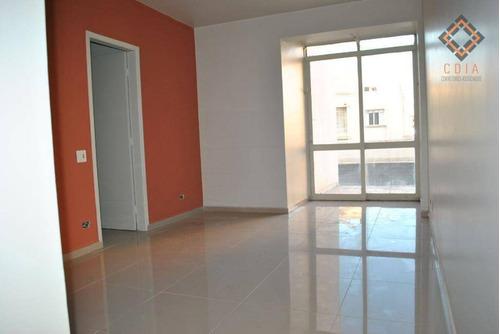 Apartamento Com 3 Dormitórios À Venda, 88 M² Por R$ 640.000,00 - Santa Cecília - São Paulo/sp - Ap37530