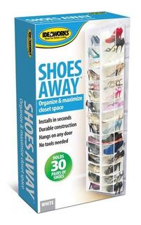 Zapatera Organizador De Zapatos Portatil Capacidad 30 Pares
