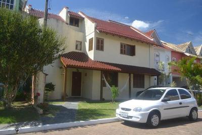 Casa Condomínio Em Guarujá Com 4 Dormitórios - Lu261057