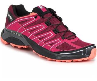 Zapas Salomon Xt Taurus Mujer- Trail Running - Oferta- Salas