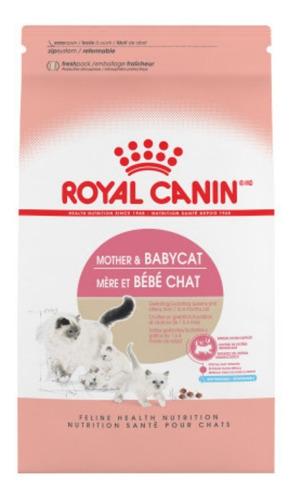Imagen 1 de 1 de Alimento Royal Canin Feline Health Nutrition Mother & Babycat para gato todos los tamaños sabor mix en bolsa de 3.5lb