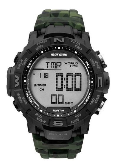 Relógio Digital Mormaii Camuflado Mo1173c/8v
