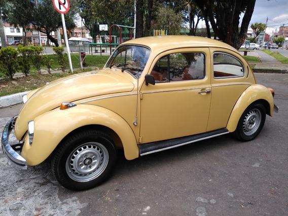 Volkswagen Escarabajo 1.3 Brasilero