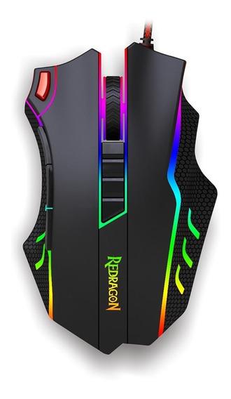 Mouse Gamer Redragon Titanoboa 2 M802-rgb 24000 Dpi Pixart