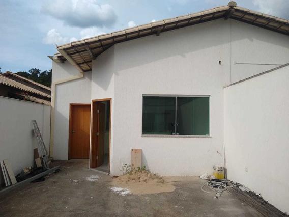 Casa A Venda No Residencial Lagoa Em Betim - Glu218