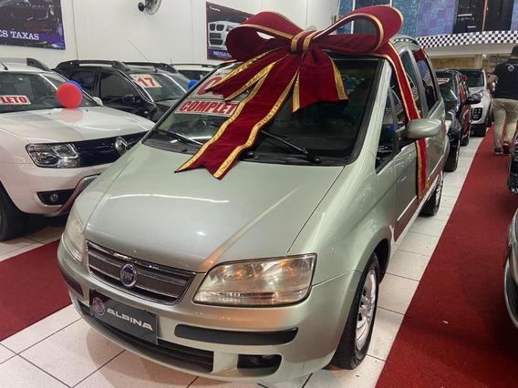 Fiat Idea Elx 1.4 2006 Completo