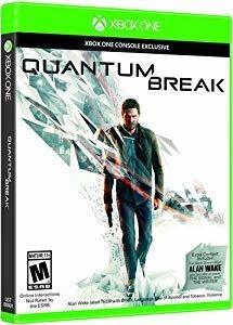 Quantum Break Xbox One Disco Fisico Impecable