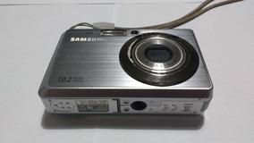 Es-55 Câmera Digital Samsung 10.2 Mega Semi Nova