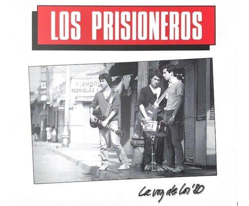 Prisioneros La Voz De Los 80 Cd Musicovinyl