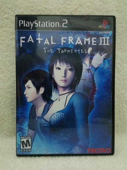 Fatal Frame 3 Para Playstation 2 - Patch