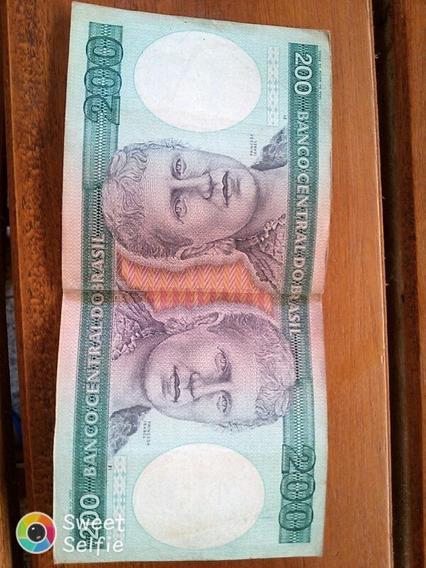 Notas Antigas De Dinheiro Cruzeiro