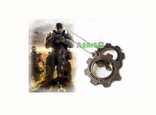 Arg Gears Of War Collar De Gears Of Wars 2 Engranes Gow