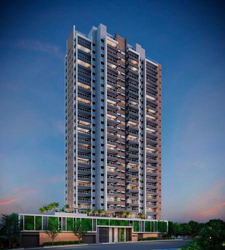 Imagem 1 de 28 de Apartamento Residencial Para Venda, Jardim Das Acácias, São Paulo - Ap7610. - Ap7610-inc