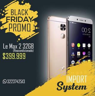 Black Friday Celular Leeco Le Max 2 32gb Snapdragon 820 21mp
