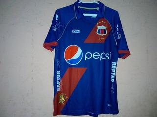 Camisa Deportivo Quito Fila Tem 2013