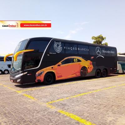 A Classi Onibus Vende Motor Home No Ld Gvii 1600 2012/13