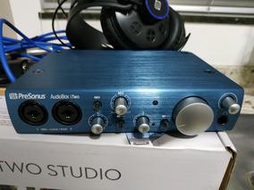Kit Presonus Audiobox Itwo Studio