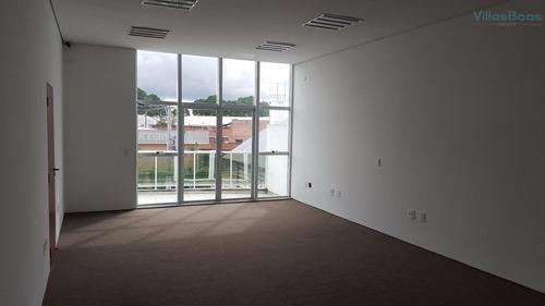 Imagem 1 de 6 de Sala Comercial Para Locação, Chácaras Reunidas, São José Dos Campos. - Sa0518
