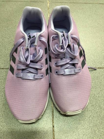 Zapatillas adidas Torsión Dama, Talle 4,5 Usa, 35,5 Arg