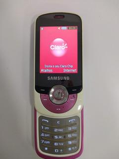 Celular Samsung M2510 Beat Gt-m2510 Mp3 Player