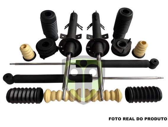 Amortecedor Fiesta + Kit Batente 2003 2004 2005 2006 A 2011