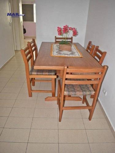 Imagem 1 de 7 de Apartamento Residencial À Venda, Jardim Las Palmas, Guarujá - . - Ap10628
