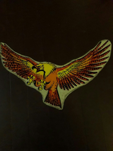 El Aguila. Calco Autoadhesivo.