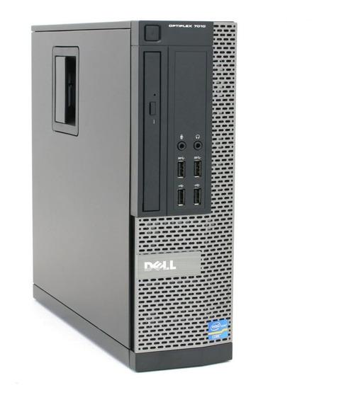 Cpu Dell Core I5 3.2ghz Optiplex 7010 Sff 4gb Ddr3 1tb Hd