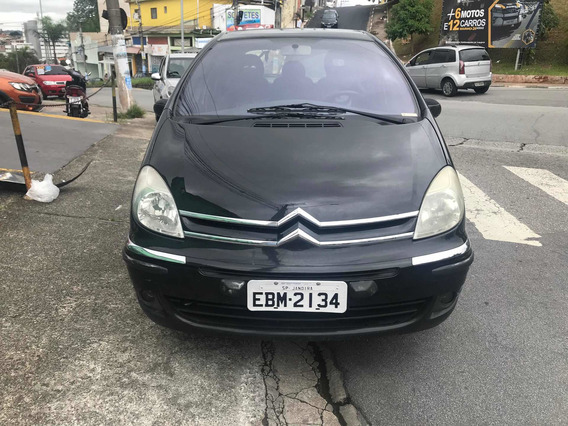 Citroën Picasso Exclusive 2008 Flex