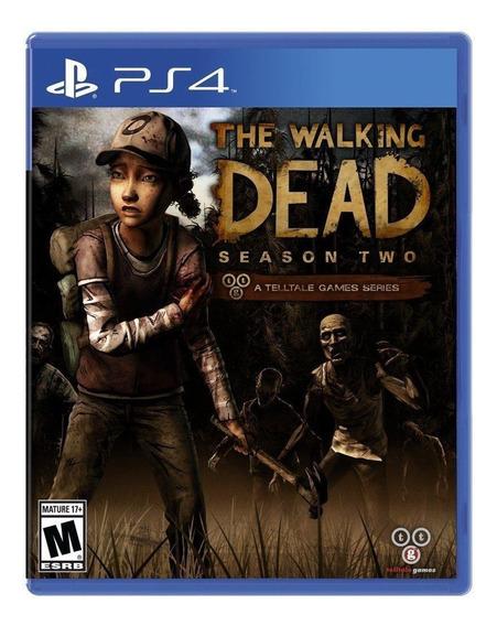 The Walking Dead: Season 2- Ps4 - Nuevo