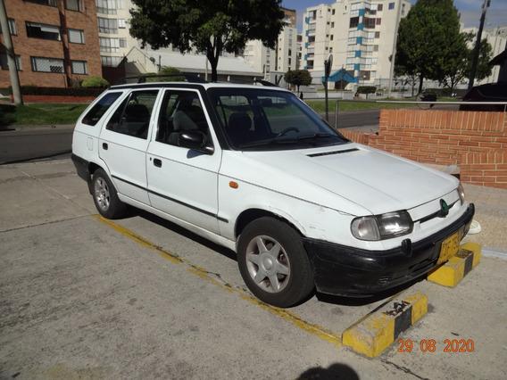 Skoda Felicia Combi 1300cc 5 Pu