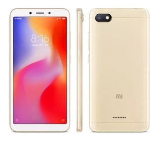 Smartphone Xiaomi Redmi 6a Gold Dourado