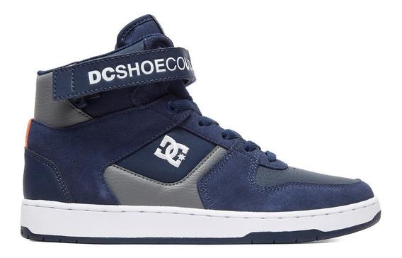 Tenis Para Skate Caballero Pensford Dc Shoes