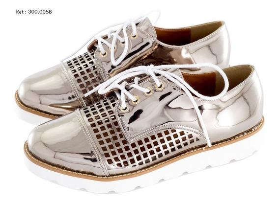 Sapato Tênis Oxford Feminino