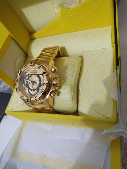 Relógio Invicta Quartzo De Excursão (modelo: 24263)