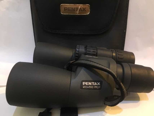 Binóculo Pentax 20x50 Pcf Único Asahi Opt.co. Raridade! Top!