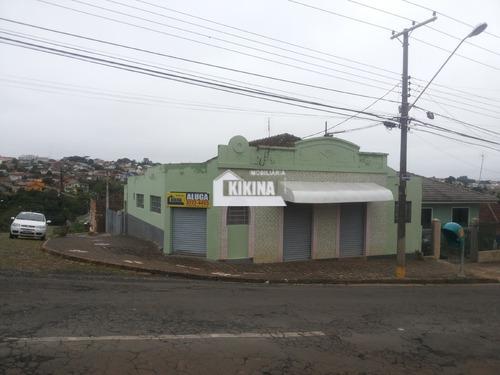 Imagem 1 de 2 de Casa Comercial Para Venda - 10423