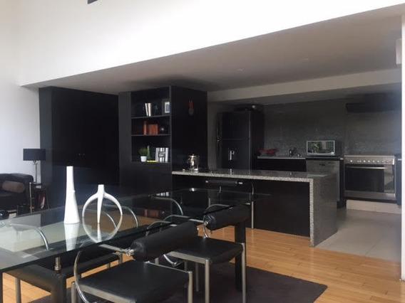 Moderno Y Con Terraza, Amueblado O Sin Muebles Cerca Parque!