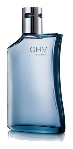 Perfume Ohm Azul 100ml Yanbal - L a $784