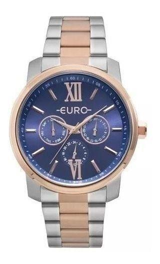 Relógio Euro Feminino Eu6p29aketd/5a C / Garantia E Nf