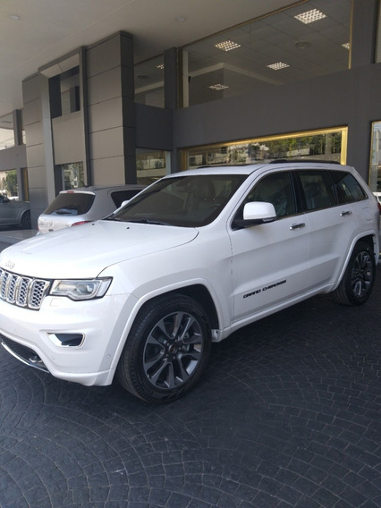 Jeep Grand Cherokee 3.6 Overland 286hp At 2019