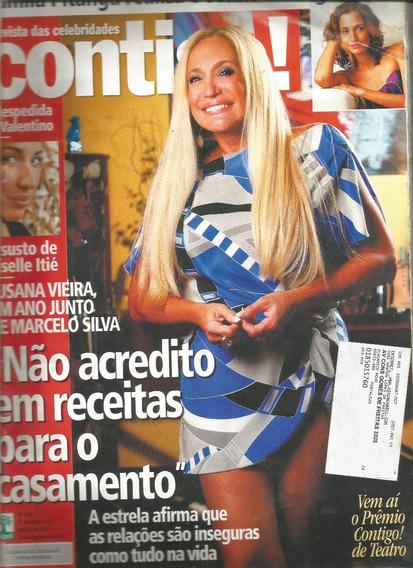 Revista Contigo 1673/07 - Susana Vieira/xuxa/camila Pitanga