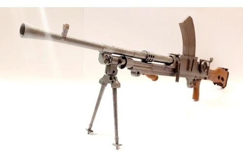 Bren Gun Inglés Artesanal Fam Z217 Milouhobbies