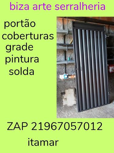 Imagem 1 de 1 de Serviço De Serralheiro  Estrutura Metálicas E Pinturas Etc