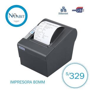 Impresora Pos Térmica 80mm A Solo S/329